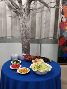 Banquet 2017 Salad Bar by D'Carlos Restaurant