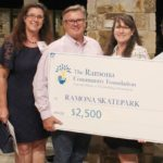 Ramona Community Foundation Grant