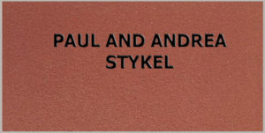 Paul and Andrea Stykel